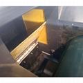 渦電流分選機廢舊冰櫃家電折開破碎料有色金屬回收變頻可調選鋁機 6