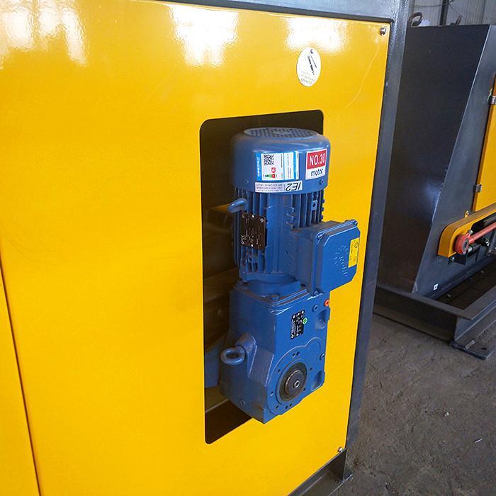 渦電流分選機廢舊冰櫃家電折開破碎料有色金屬回收變頻可調選鋁機 7