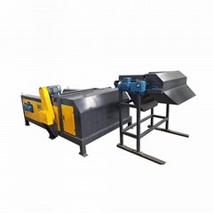 China Leading Eddy Current Light Metals Recycling Machine for End of Life Vehicl