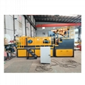 Special eddy current separator for Sorting aluminum beverage cans non-magnetic U