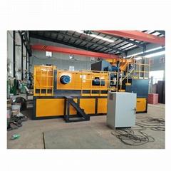 超高頻渦流分離器可從ASR中回收超細鋁,銅和其他有色金屬細料