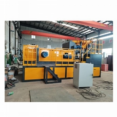 超高频涡流分离器可从ASR中回收超细铝,铜和其他有色金属细料
