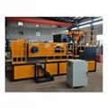 ECS200P Scrap aluminum separation recovery machine plastic non ferrous metals ed