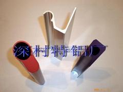 供应深美特铝6082工业铝型材铝棒铝管