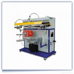 Buckets screen printing machine