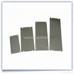 Polymer steel plate for pad printer