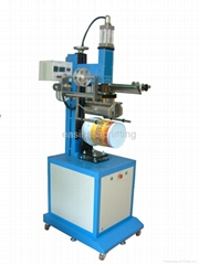 baby milk feeding bottle heat transfer printing machine