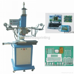 JL-250 silicon roller heat transfer machine (hot film stamping machine)