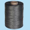 Graphite yarn reinforced by meta lwire