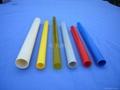 白色透明PVC管