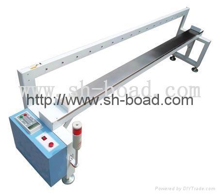 流水生產線寬幅檢針機 1