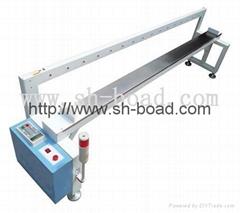 流水生產線寬幅檢針機