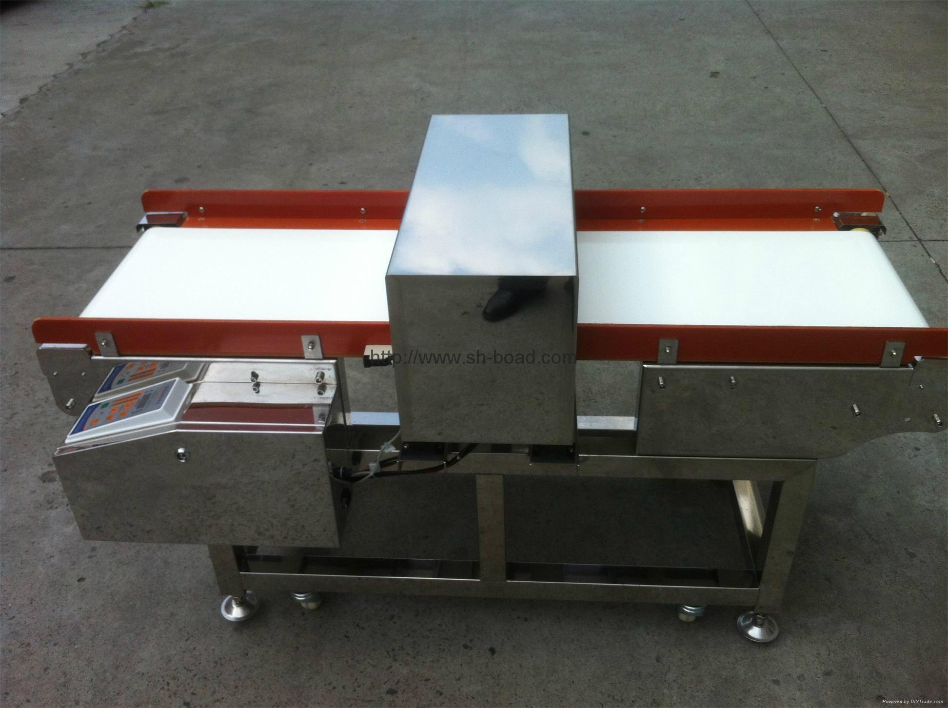 鋁箔包裝金屬探測機 1