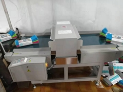 全自動抗干擾檢針機檢針器金屬檢測機