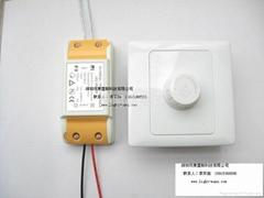 LED天花灯外置可控硅调光电源