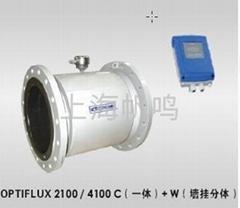 科隆OPTIFLUX2100C电磁流量计