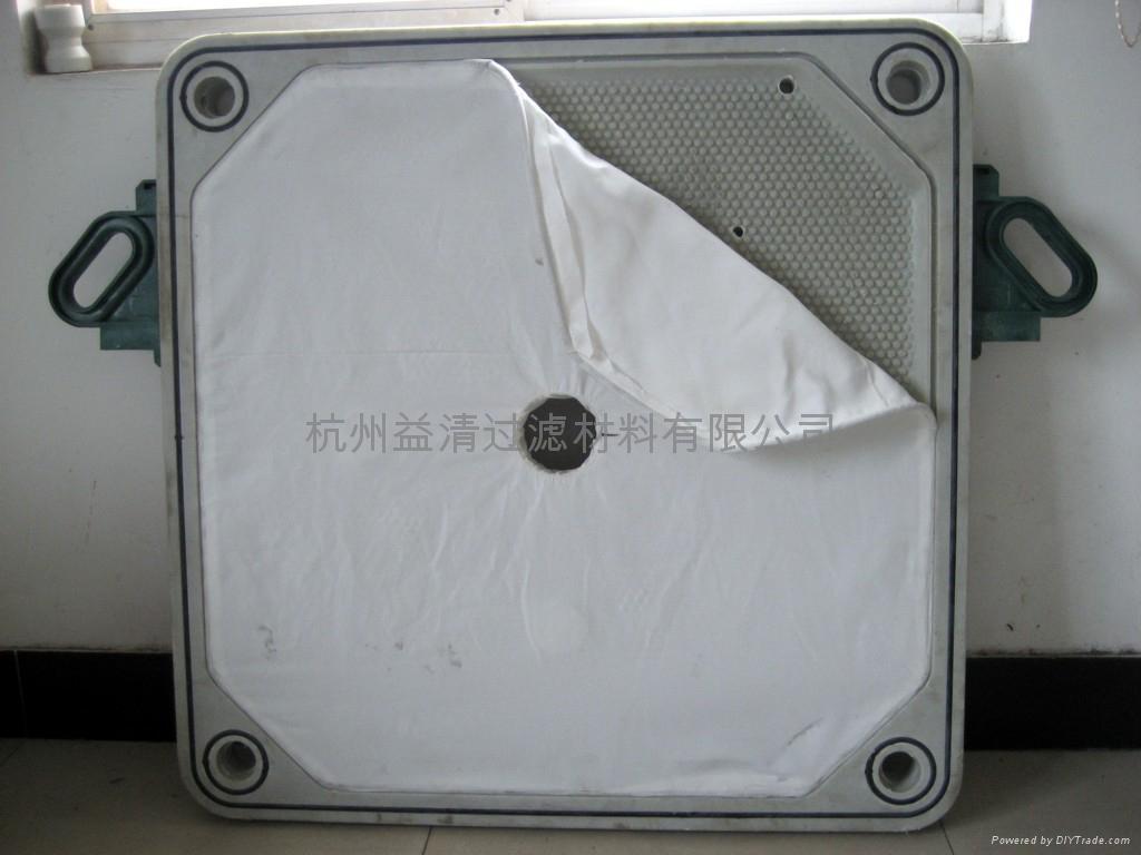 板框式壓濾機濾布 5