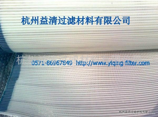 Polyester latex thread conveyor belt 1