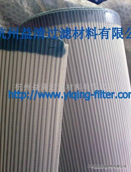 聚酯螺旋壓濾網壓泥機濾布 2