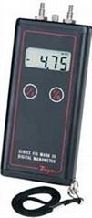 Dwyer 475系列Mark III手持式數字壓差計