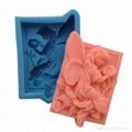 花仙子香皂模具