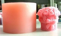 silicone candle molds DIY candle molds