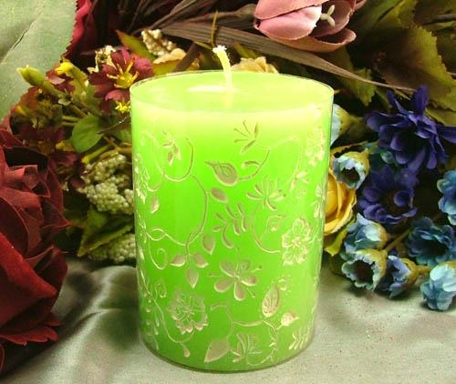 silicone candle molds DIY candle molds 2
