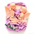 情人节甜礼物硅胶香皂模具 4