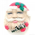 Christmas soap mold silicone soap molds 5