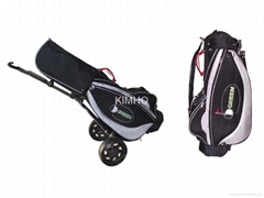 2合一高爾夫球包