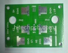 Bergquist Aluminum Clad Laminate PCB , China pcb supplier---Hitech Circuits Co.,