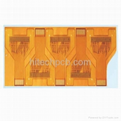 Flexilbe printed circuit board; FPCB, FPC