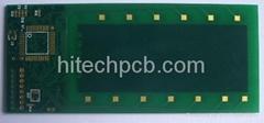 Plated hard gold pcb  Rigid pcb  PWB  Printed circuit board  China pcb
