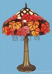 蒂凡尼燈飾(臺燈)