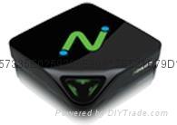 供应全屏高清播放的NC-L300有VGA与USB2.0接口