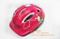 Gangcheng 6air vents Children PVC bicycle helmet dirt Bike Helmet