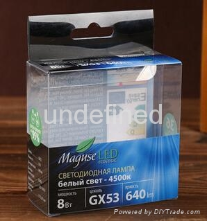 GH2-box,clear plastic packaging,PVC boxes wholesale packaging 1