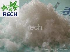 肥料級七水硫酸鋅結晶粉末