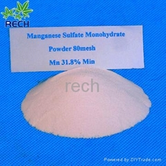 High purity manganese sulphate monohydrate powder