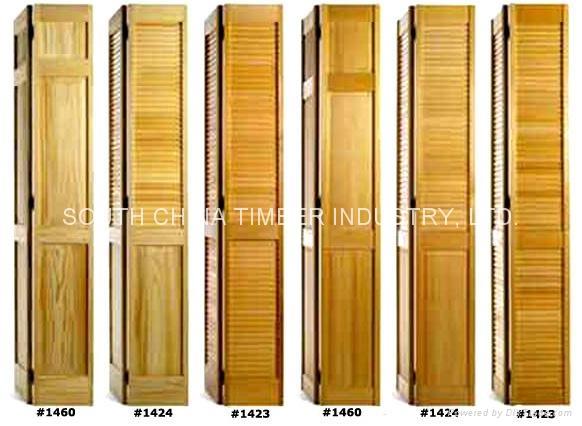 Bifold Louver/Panel Doors