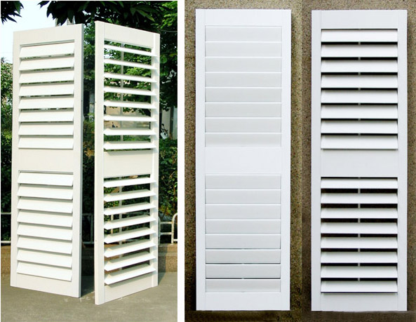 Shutter doors jiali china manufacturer wooden for Wood doors and shutters