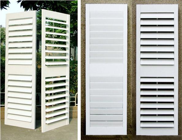 Wooden Door Shutters Photo Album - Woonv.com - Handle idea