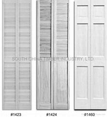 Bifold Louver/Panel Door