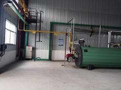 燃气导热油炉节能环保