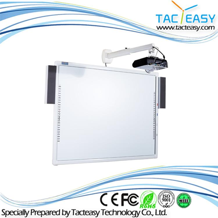 China smart interactive whiteboard with LinkGo software interactive