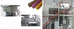 PP Spunbond Nonwoven fabric  Machine