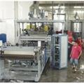 PET sheet extrusion machine line