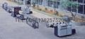 PVC garden hose extrusion machine