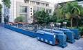 WPC decking extrusion machine