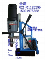 機械重工鑽孔專用磁力鑽